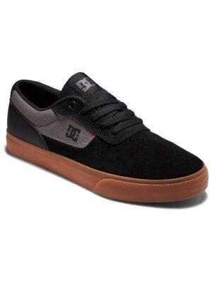 DC Switch Skate Shoes black / black / dk grey kaufen