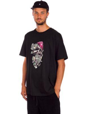 DGK In Bloom T-Shirt black kaufen