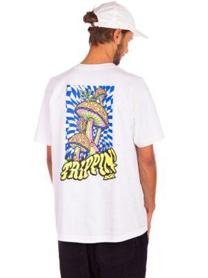 DGK Trippin T-Shirt white kaufen