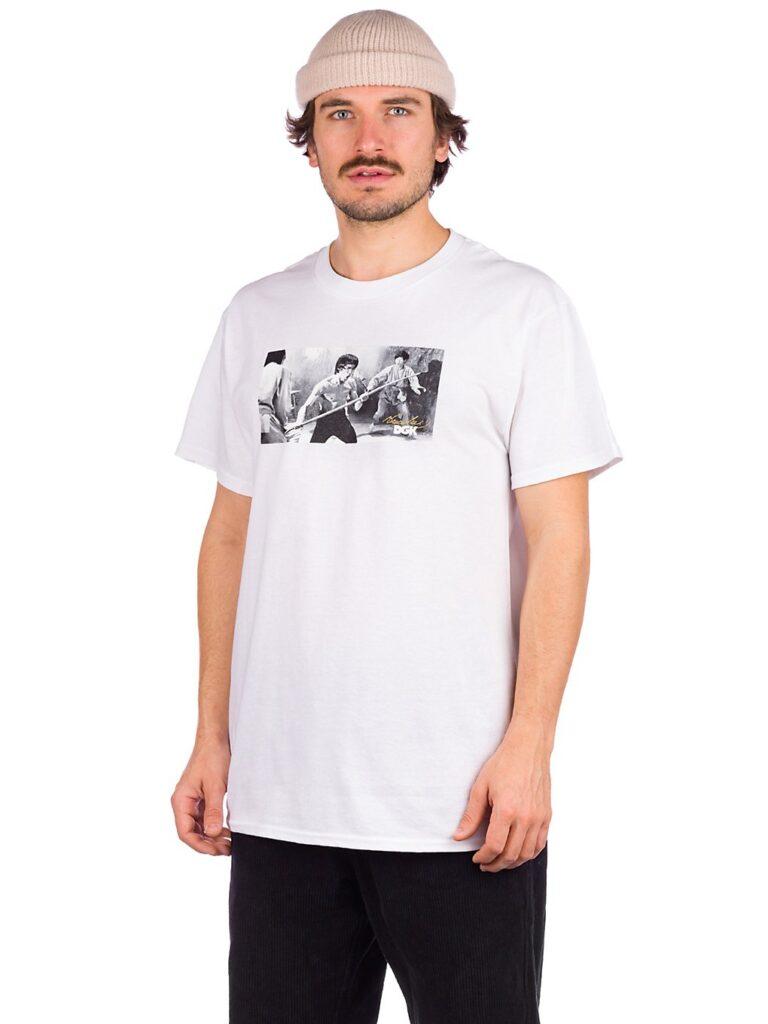 DGK X Bruce Lee Power T-Shirt white kaufen
