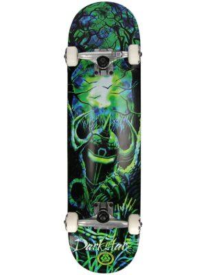 """Darkstar Woods FP 8.125"""" Complete green / blue kaufen"""