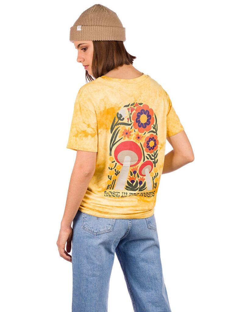 Dravus Joane T-Shirt yellow kaufen