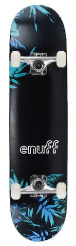 ENUFF FLORAL Skateboard 2021 blue kaufen