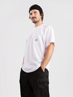 Element Basic Pocket Label T-Shirt optic white kaufen