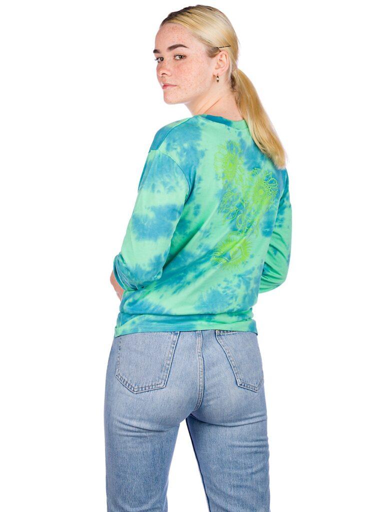 Empyre Bambino Longsleeve T-Shirt blue tie dye kaufen