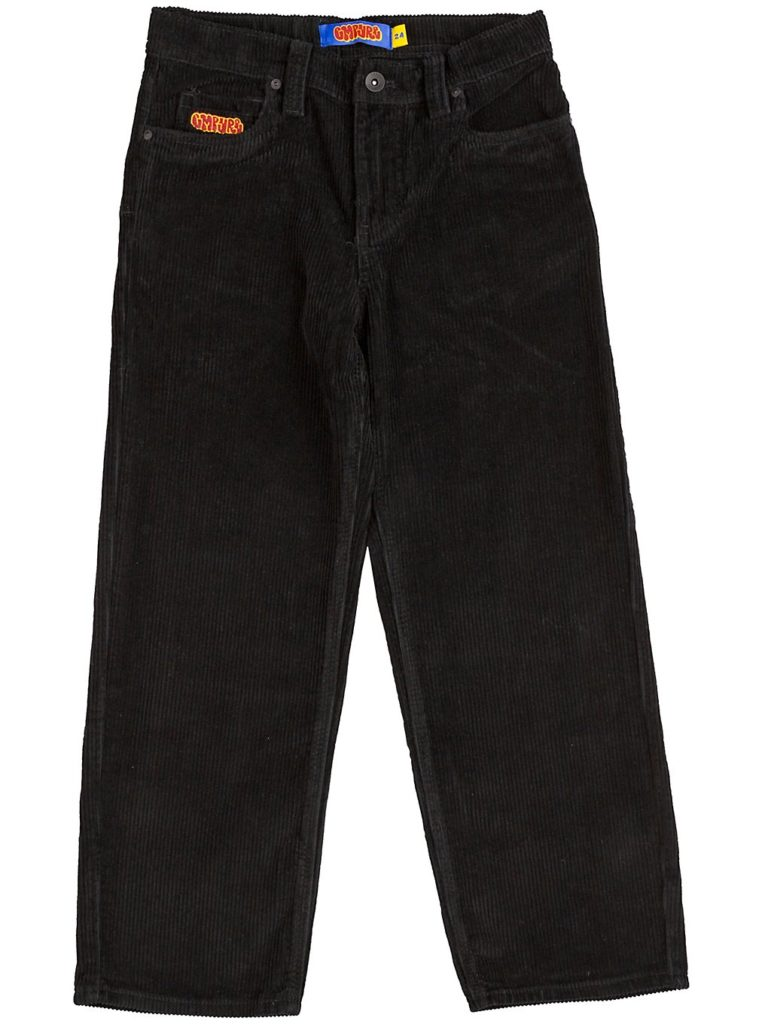 Empyre Loose Fit Sk8 Cord Pants black kaufen