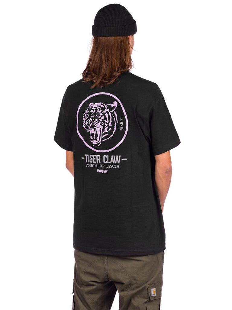 Empyre Tiger Claws T-Shirt black kaufen
