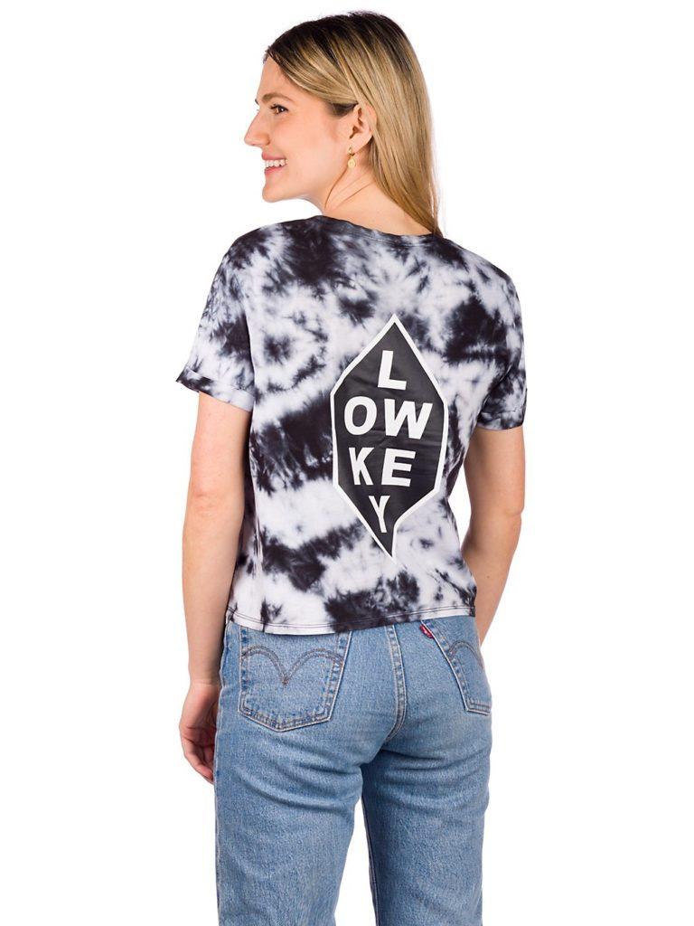 Empyre Yohanna T-Shirt black tie dye kaufen