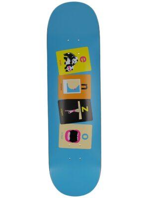 "Enjoi Enzo Flashcards 8.125"" Skateboard Deck uni kaufen"