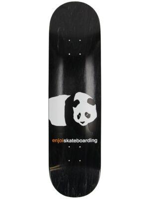 "Enjoi Peekaboo Panda R7 8.0"" Skateboard Deck grey kaufen"