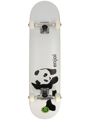 """Enjoi Whitey Panda FP 7.75"""" Complete white kaufen"""