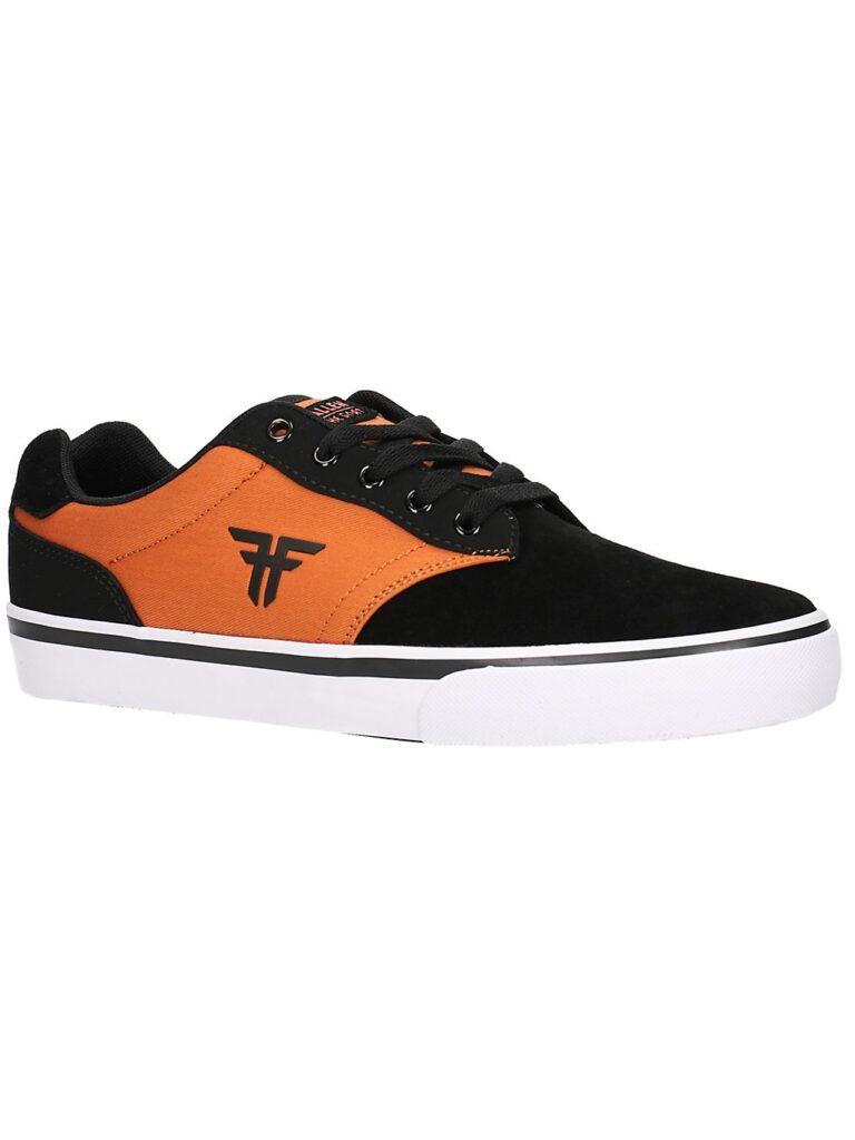 Fallen The Goat Skate Shoes dk orange / black kaufen