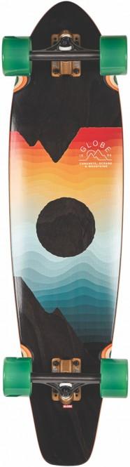 GLOBE ARCADIA 36 Longboard 2021 black maple/chromeset kaufen