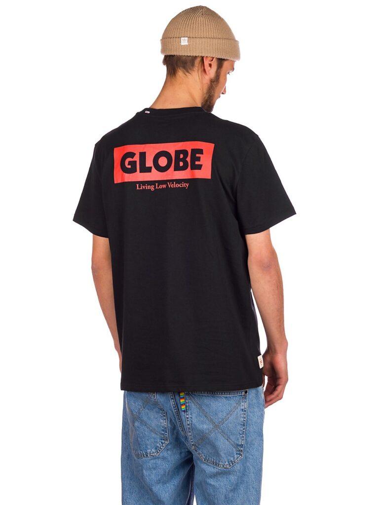 Globe Living Low Velocity T-Shirt black kaufen