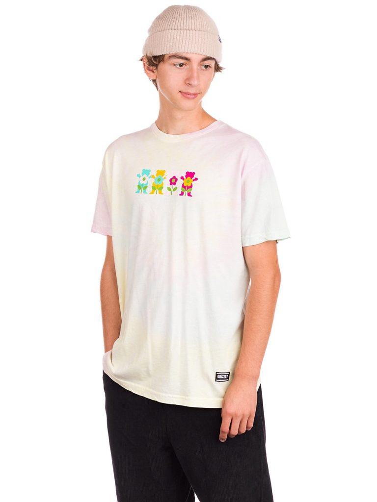 Grizzly Grow Up T-Shirt tie dye kaufen