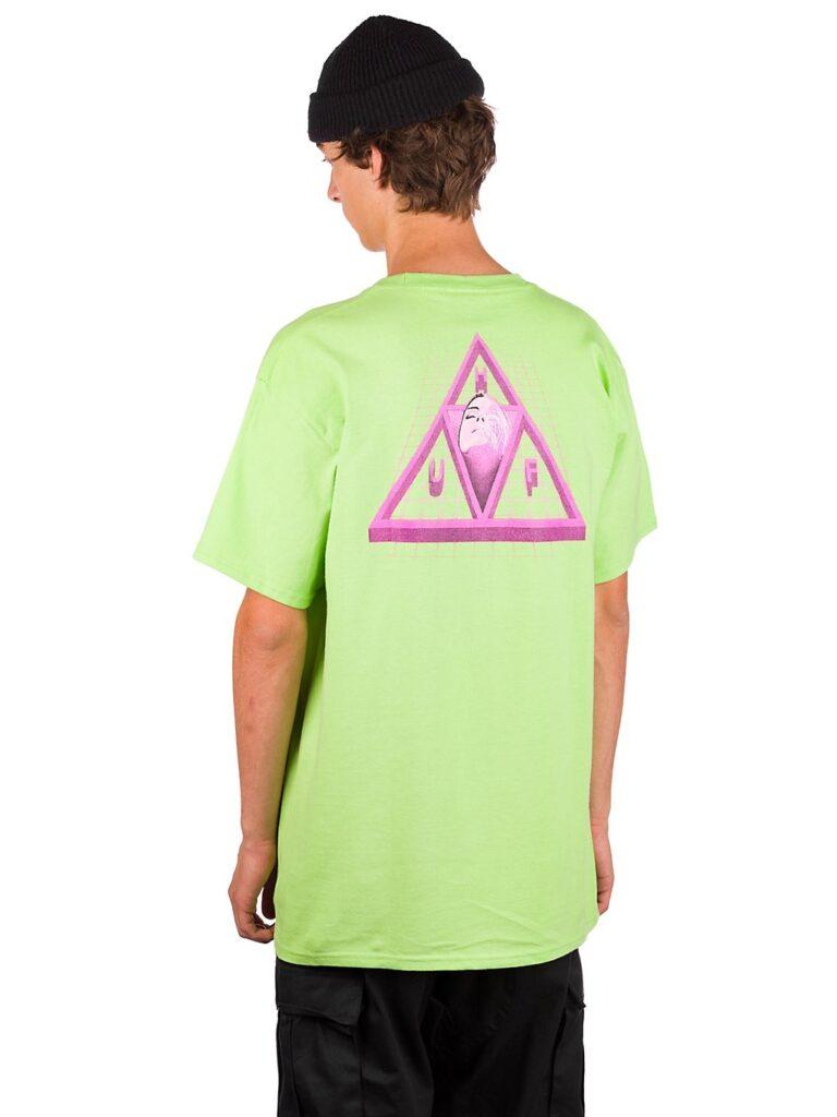 HUF Digital Dream TT T-Shirt lime kaufen