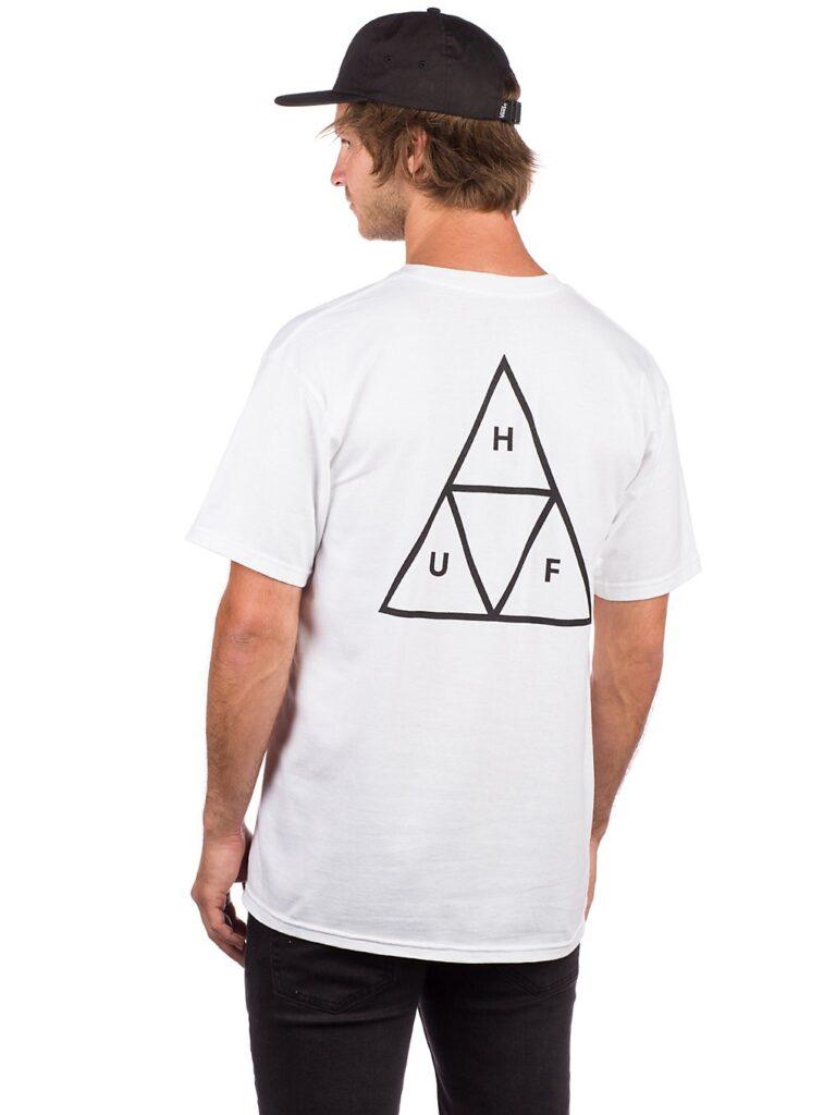 HUF Essentials TT T-Shirt white kaufen
