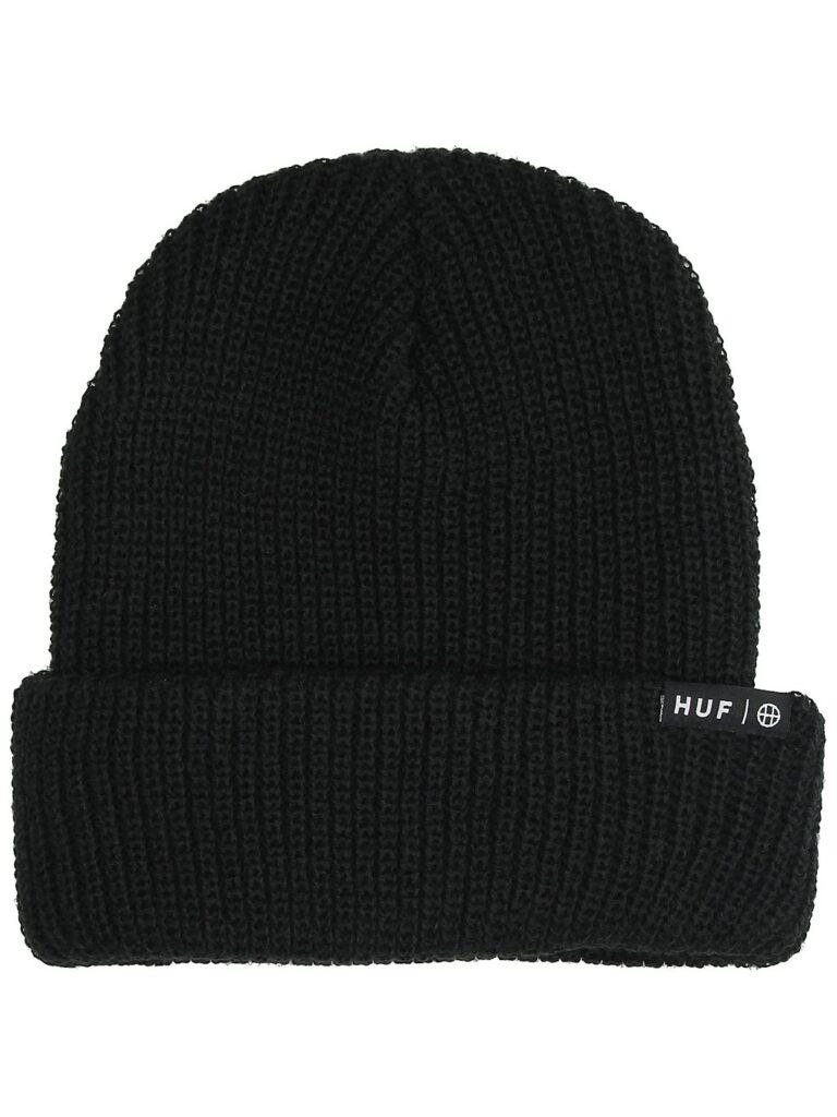 HUF Essentials Usual Beanie black kaufen
