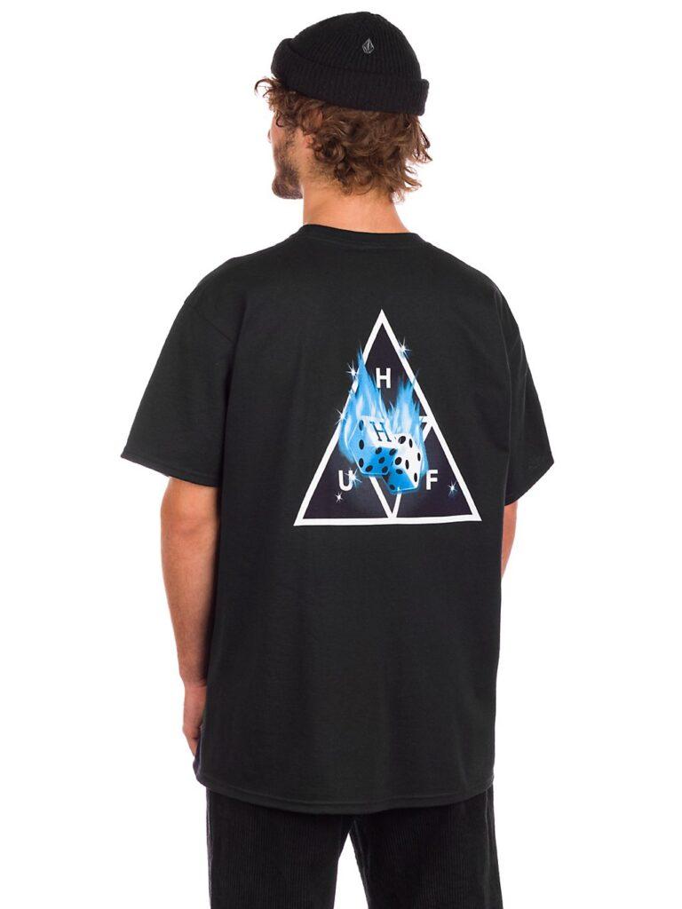 HUF Hot Dice TT T-Shirt black kaufen