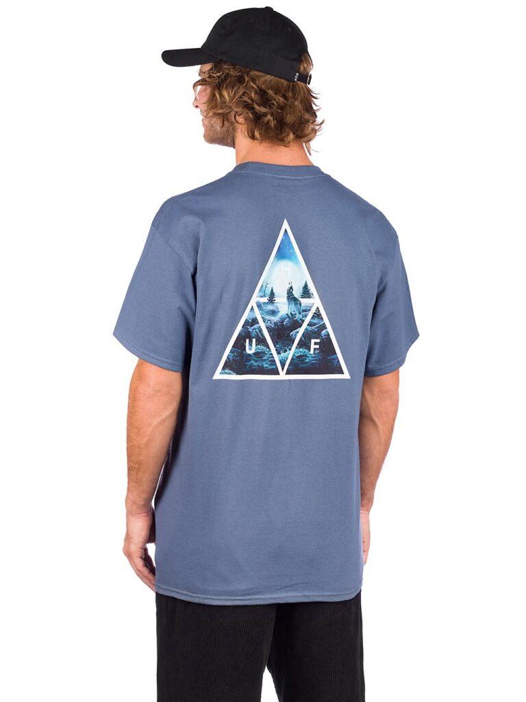 HUF Lupus Noctem T-Shirt slate kaufen