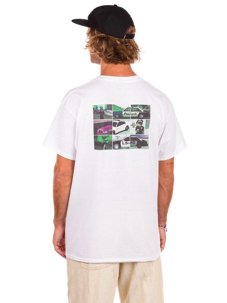 Ice Cream SB GT Backprint T-Shirt white kaufen