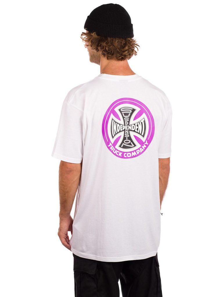Independent Suspension Sketch T-Shirt white kaufen