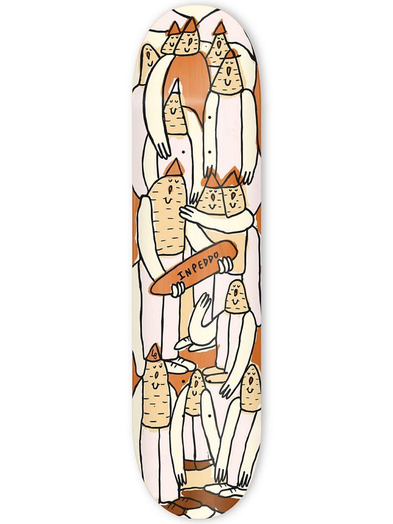 """Inpeddo Lousy Lucas 7.625"""" Skateboard Deck uni kaufen"""