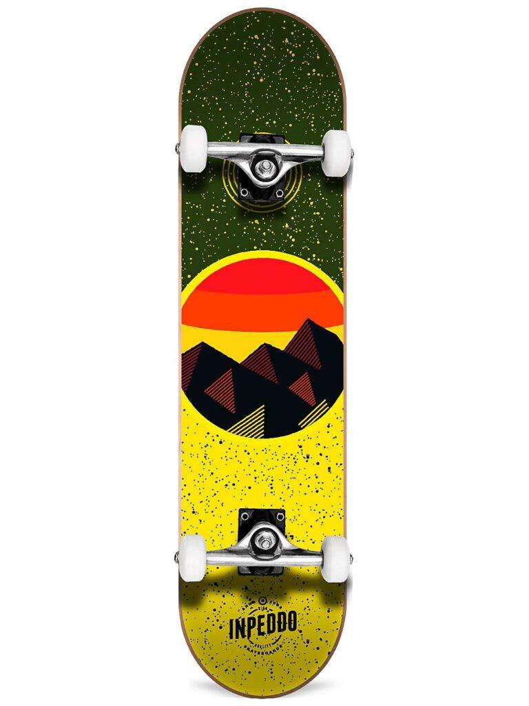 """Inpeddo Standard Mountain 7.625"""" Complete orange kaufen"""