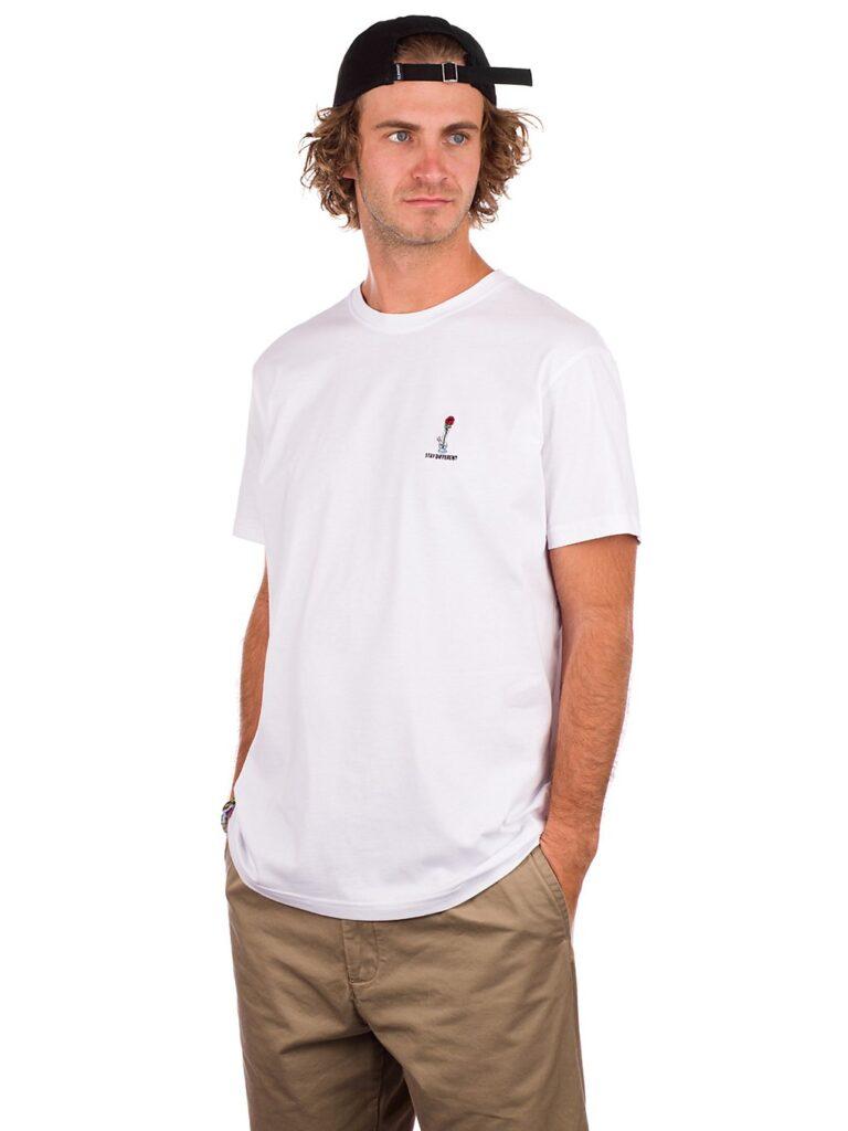 Iriedaily Rosebong Emb T-Shirt white kaufen