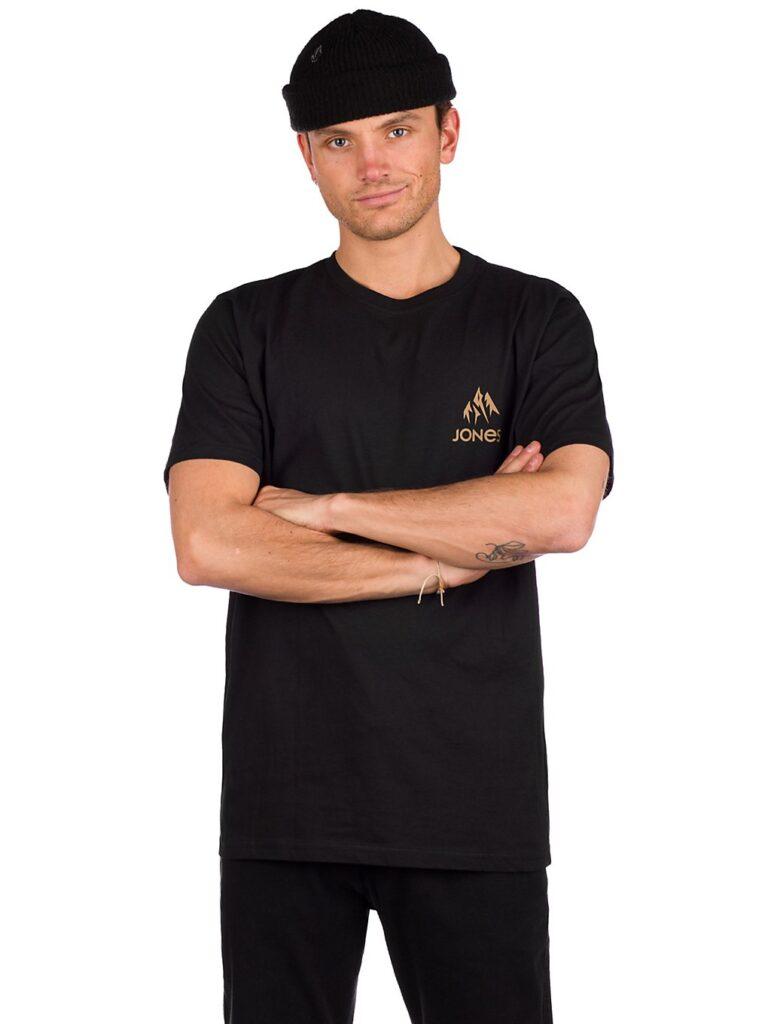 Jones Snowboards Pelican T-Shirt black kaufen