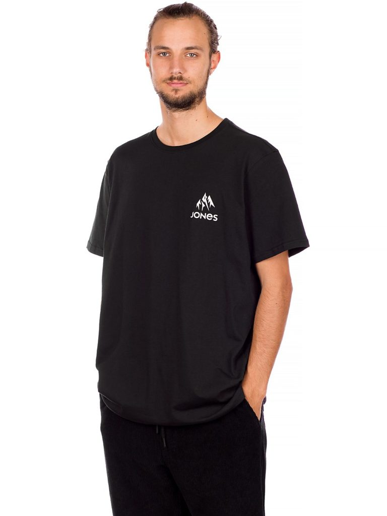 Jones Snowboards Truckee T-Shirt black kaufen