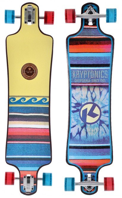 KRYPTONICS FREE SPIRIT 40 Longboard kaufen