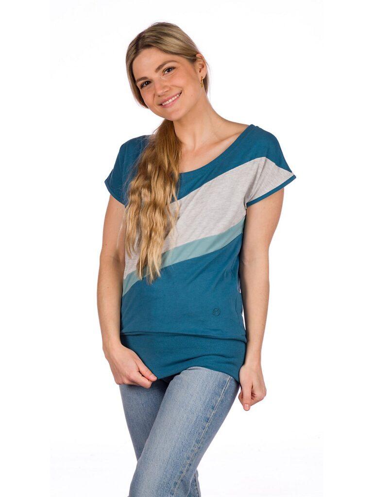 Kazane Agnetha T-Shirt midnight kaufen