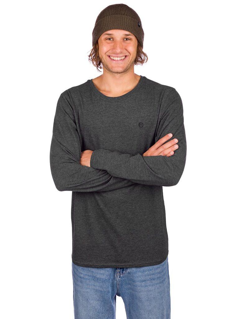 Kazane Casten Long Sleeve T-Shirt charcoal hthr kaufen