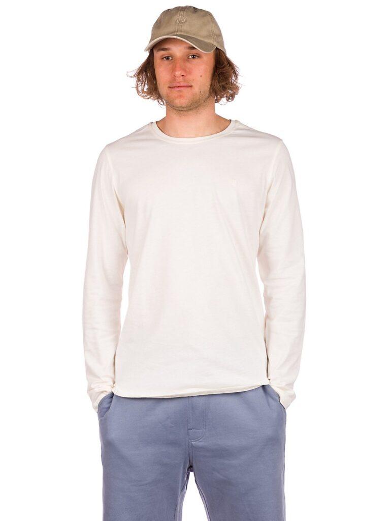 Kazane Casten Naturals Long Sleeve T-Shirt white / k13 kaufen