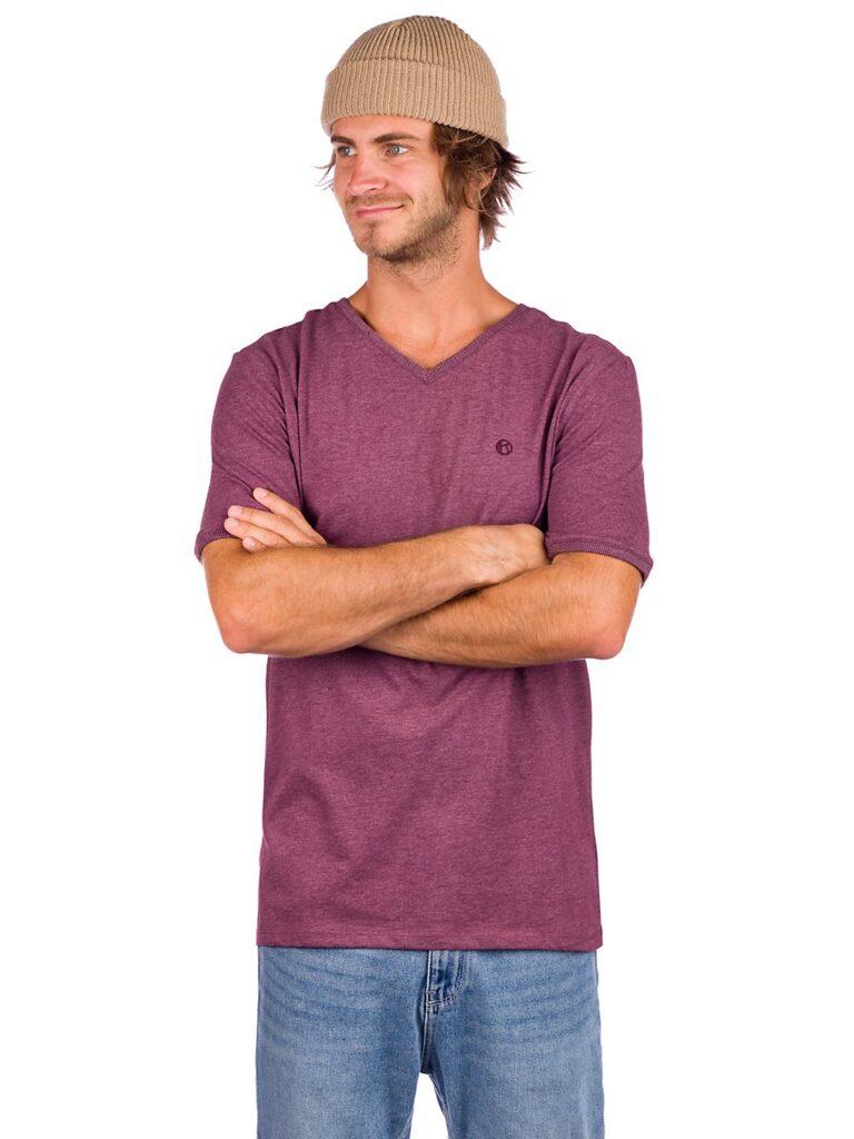 Kazane Landscape T-Shirt port royal hthr kaufen