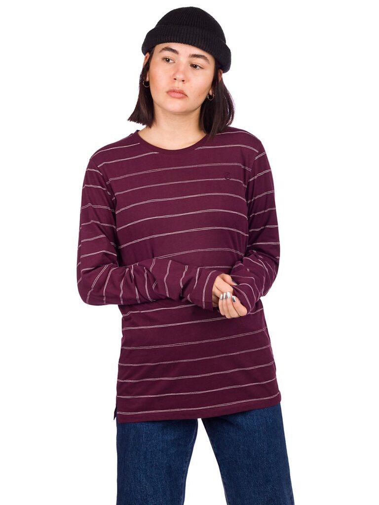 Kazane Tove Long Sleeve T-Shirt wntstng / bright white stri kaufen