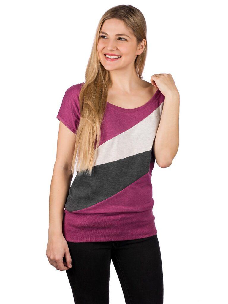 Kazane Tuva T-Shirt vlt qrtz ht+ch ht+oatm ht kaufen