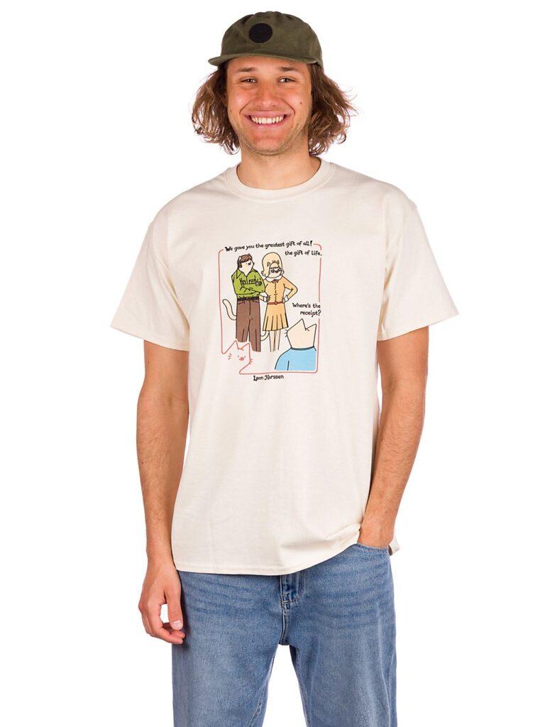 Leon Karssen Gift T-Shirt natural kaufen