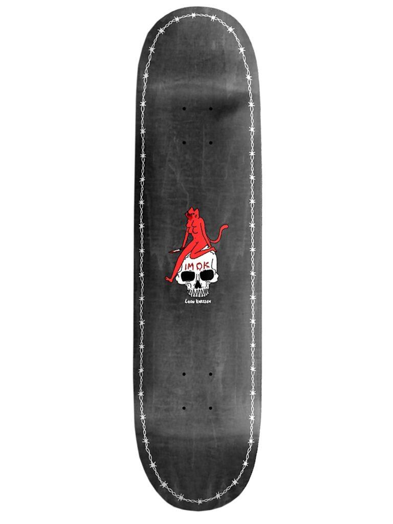 "Leon Karssen I'm OK 8.375"" Skateboard Deck uni kaufen"