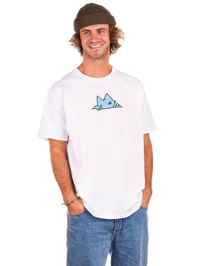 Leon Karssen Paw Off T-Shirt white kaufen