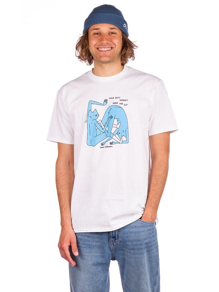 Leon Karssen The Cut T-Shirt white kaufen