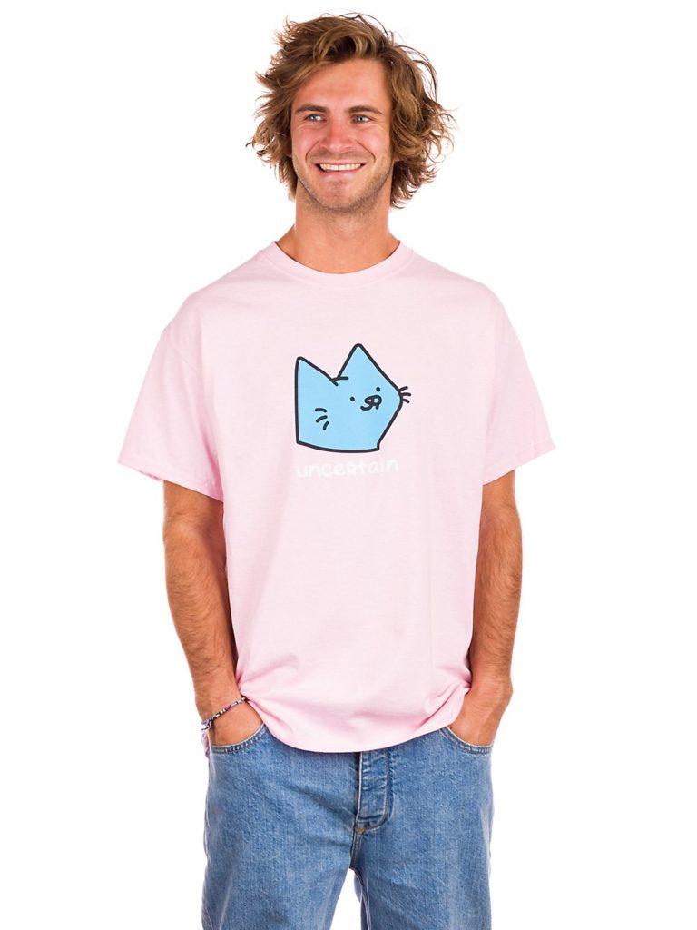 Leon Karssen Uncertain T-Shirt light pink kaufen