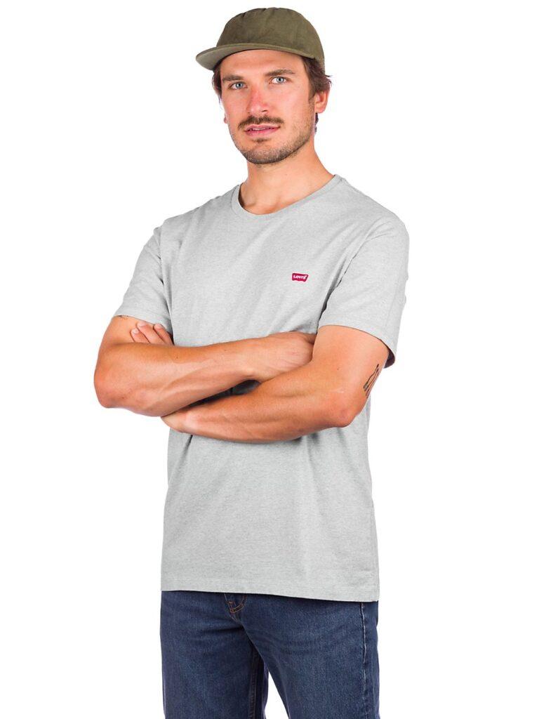 Levi's The Original Cotton T-Shirt grey kaufen