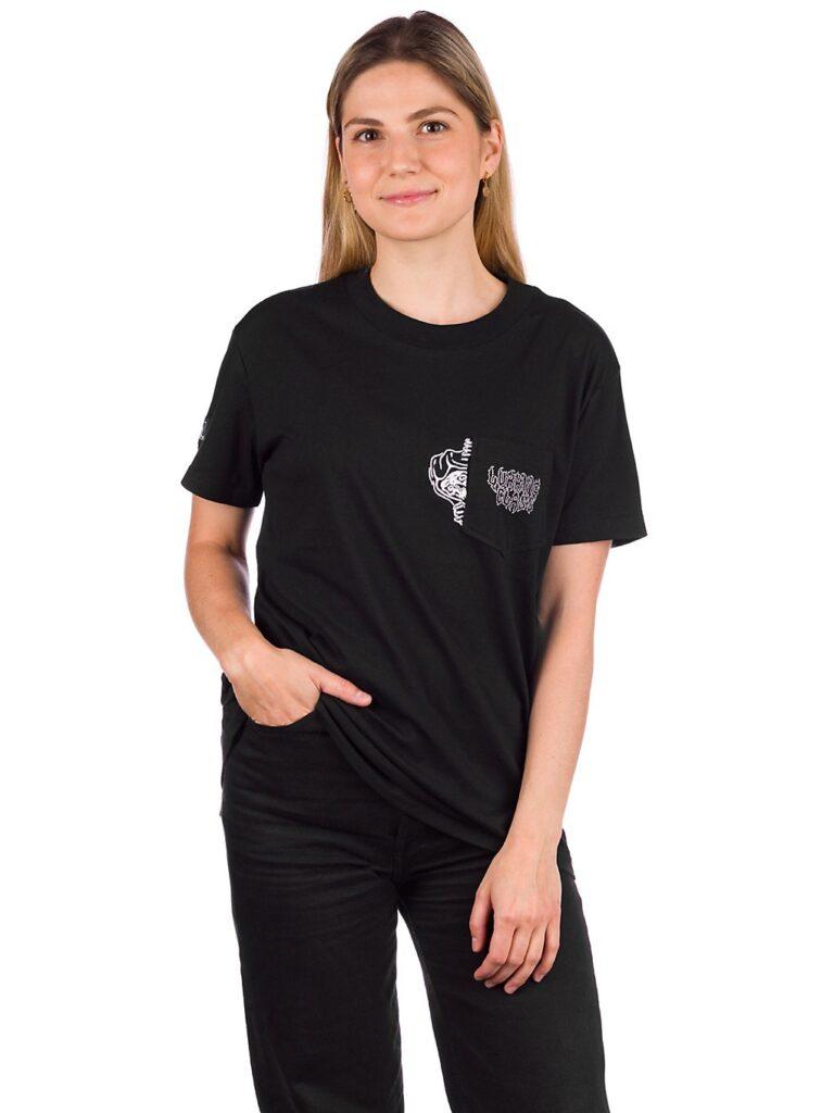 Lurking Class Corner Pocket T-Shirt black kaufen