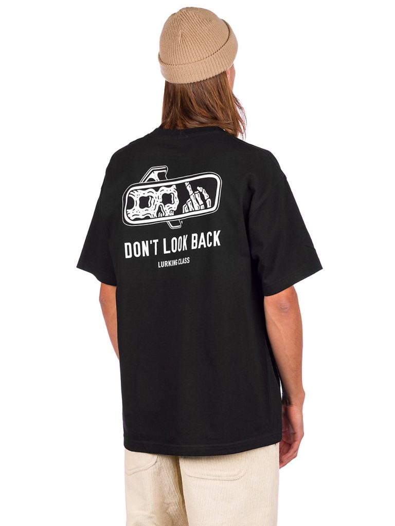 Lurking Class Look Back T-Shirt black kaufen