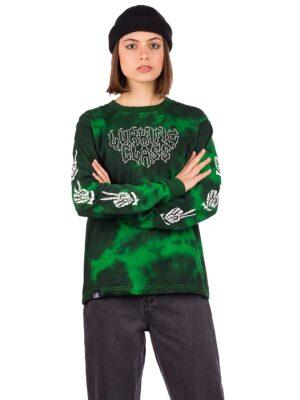 Lurking Class Matrix Longsleeve T-Shirt black / green kaufen
