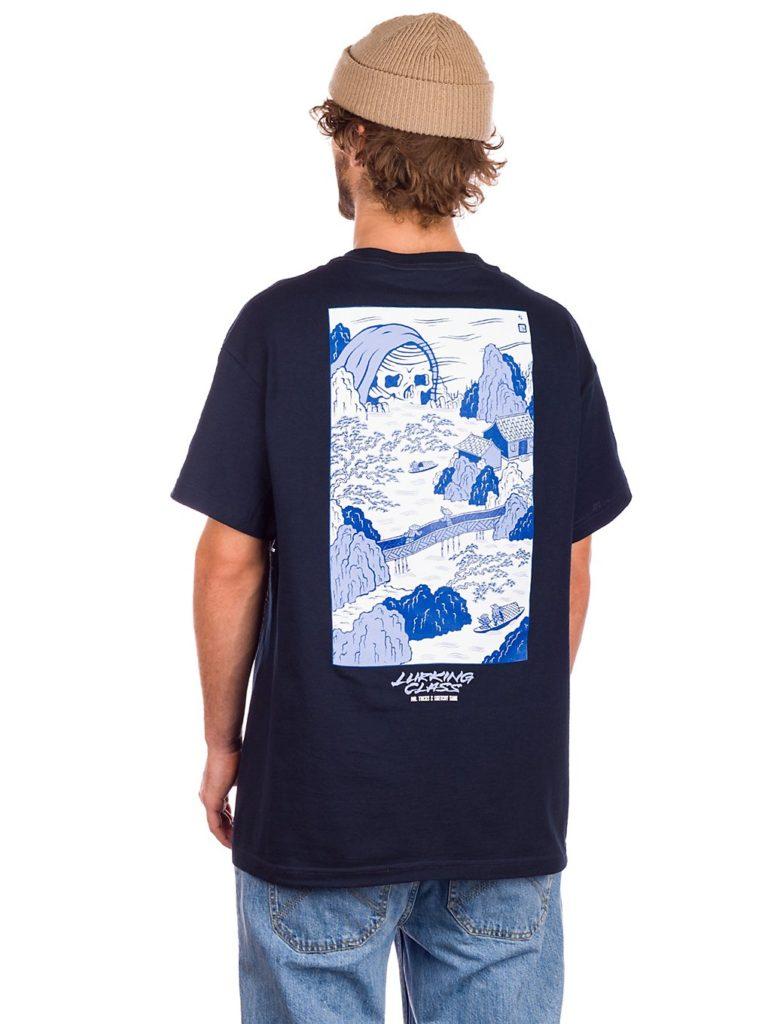 Lurking Class Mr Trucks Chapter 2 T-Shirt navy kaufen