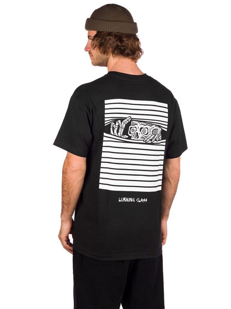 Lurking Class Peeking T-Shirt black kaufen