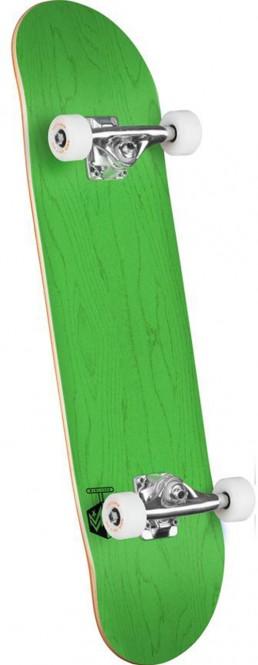 MINI-LOGO CHEVRON DETONATOR Skateboard dyed green - 8.25x31.95 kaufen